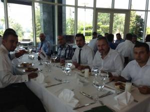 Adana HiltonSA Öğle Yemeği (1)