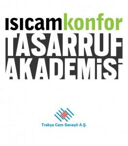 Isicam Konfor Akademisi Logo