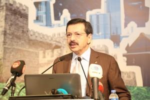 Turkiye Odalar ve Borsalar Birligi Baskani M. Rifat Hisarciklioglu