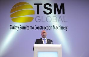 TSM Global CEO'su ve Yonetim Kurulu Uyesi Taner Sonmezer - 1