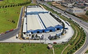 3 Prefabrik Yapı, Hekim Panel ve Hebo Yapı Tesisleri