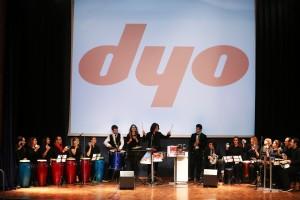 Dyo+60.+Yil+Kutlamasi-+Perkusyon