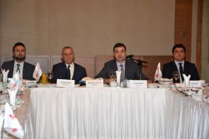 Mehmet Tekin, Muammer Çetinoluk, Volkan Biçer ve Cüneyt Altunsoy